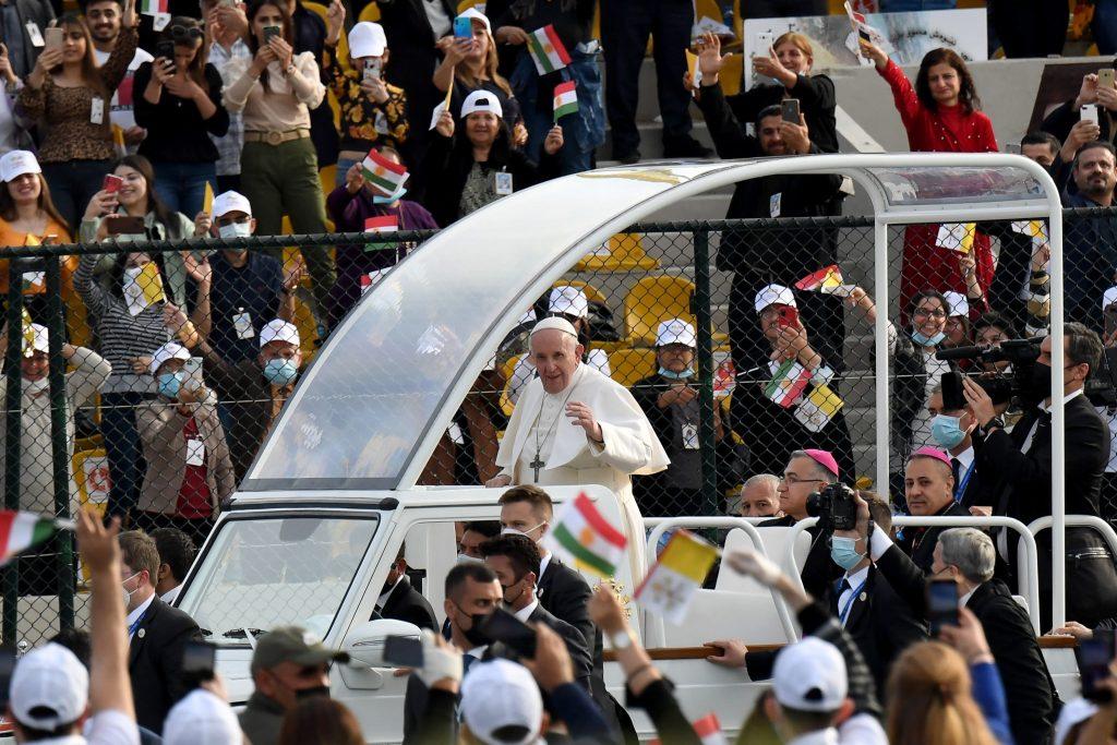 TEK-Chef: Mehrere tausend Polizeibeamten schützen den Papst in Budapest post's picture