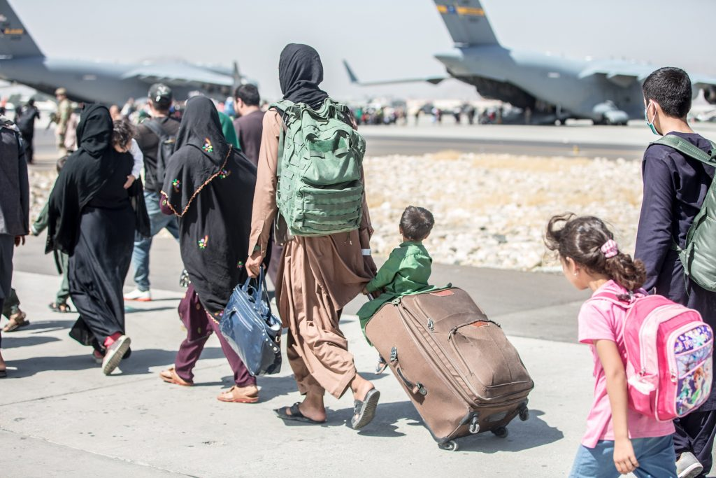 Afghanistan-Krise: EU will Flüchtlinge draußen halten post's picture