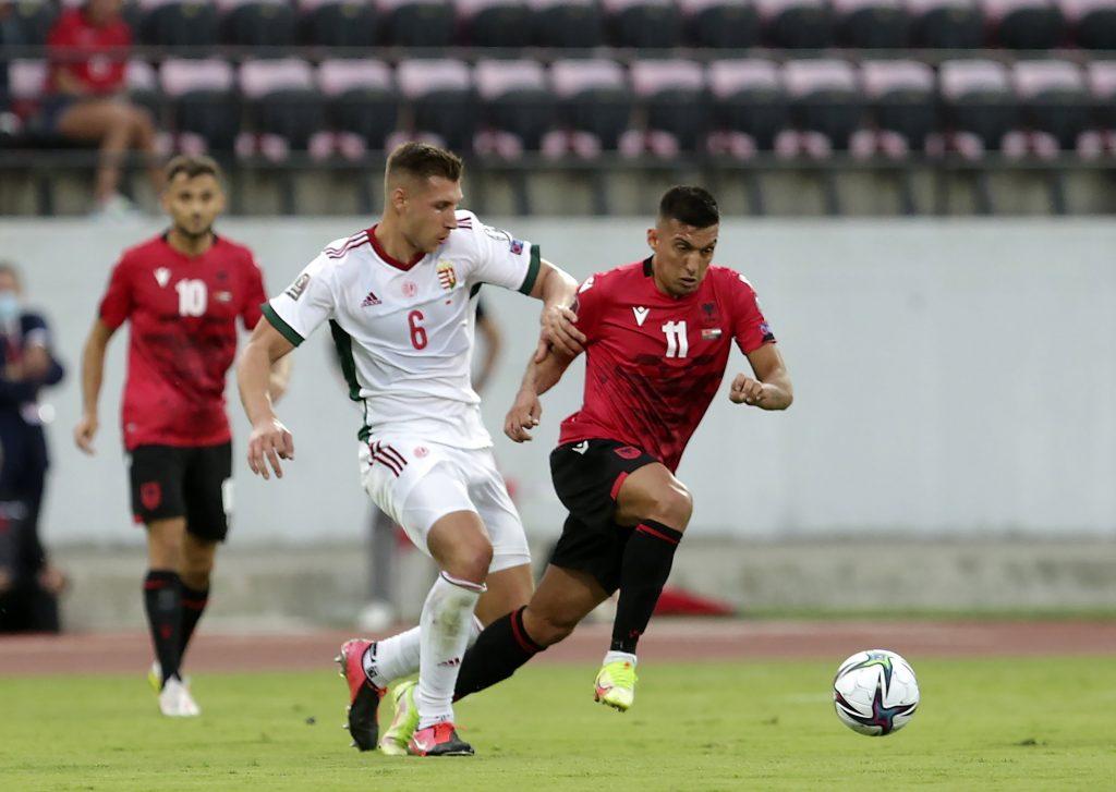 WM-Qualifikation: Ungarn verliert gegen Albanien 1:0 post's picture