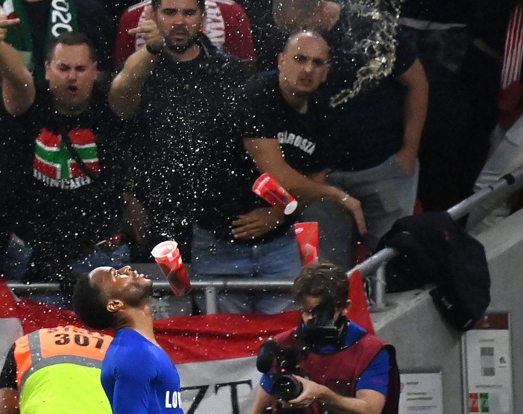 Ungarn-England-WM-Quali: Buhrufe und Affenlaute in Budapest? post's picture