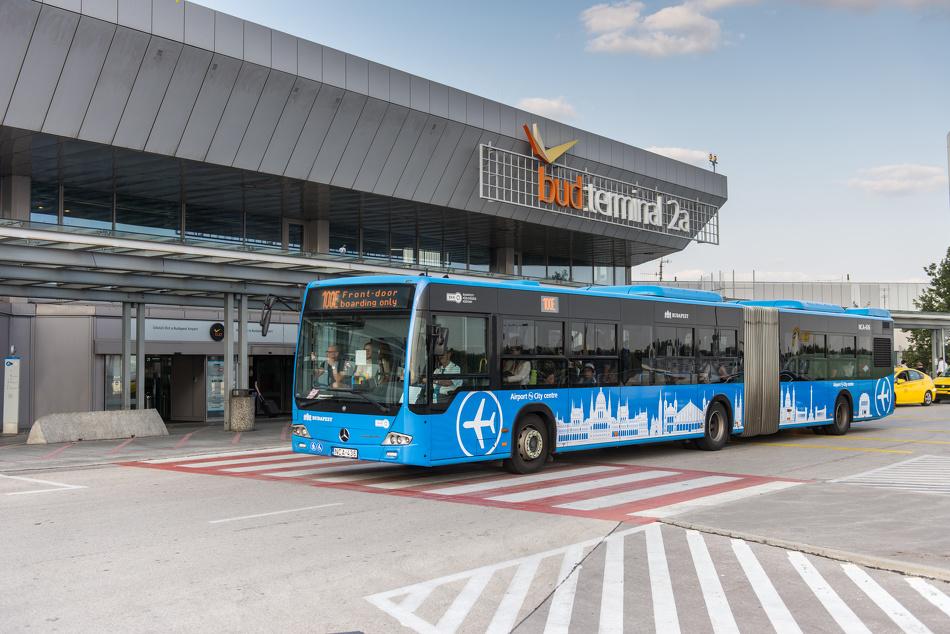 Flughafen-Shuttle soll häufiger und mit erweitertem Fahrplan verkehren post's picture