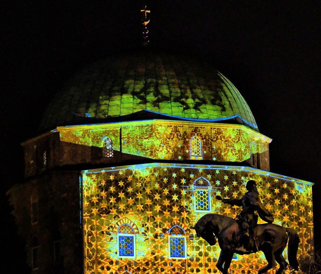 Weltsensation auf dem Zsolnay Lichtfestival in Pécs post's picture