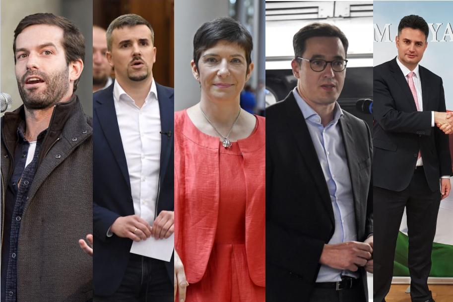 Budapost: Erste TV-Debatte der Oppositionskandidaten
