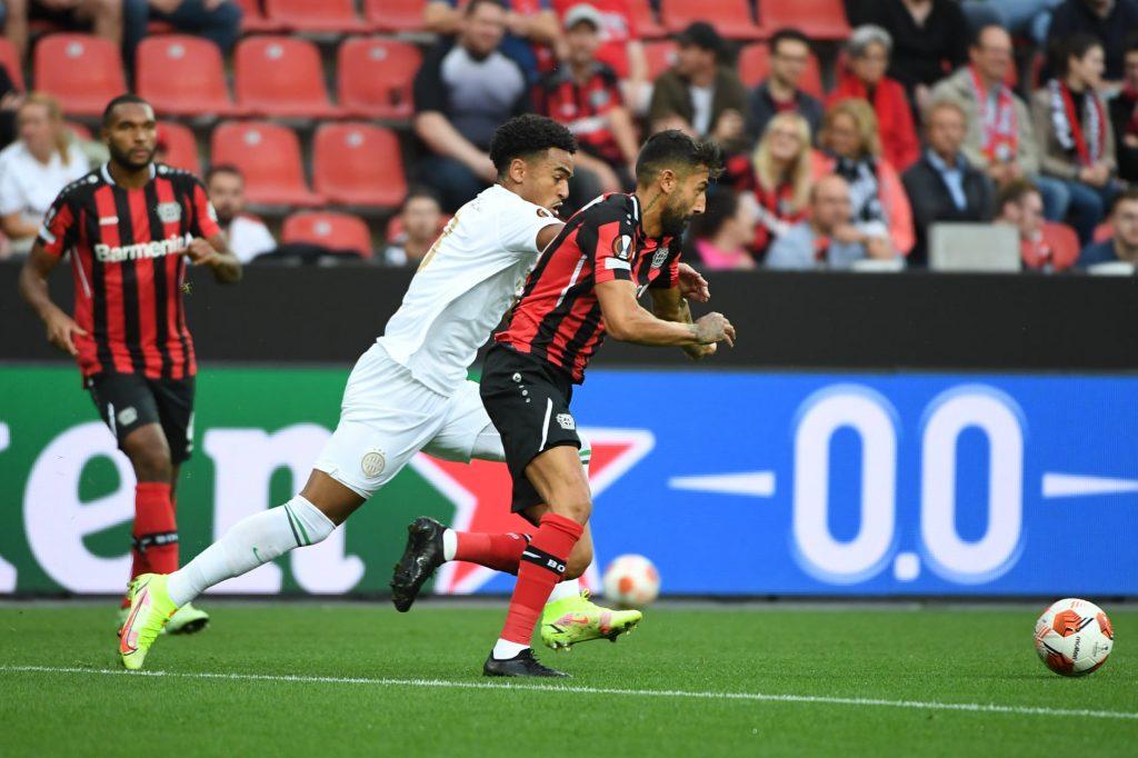 Europa League: Ferencváros unterlag Bayer Leverkusen mit 1:2