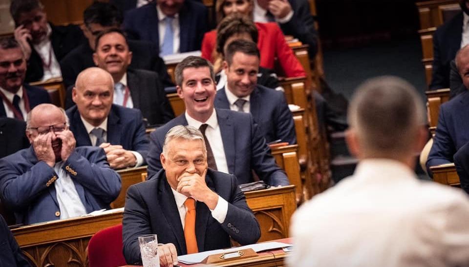 """Jobbik-Chef Jakab an Orbán: """"Meine Hände werden nicht zittern, wenn ich Sie festnehmen werde"""" post's picture"""