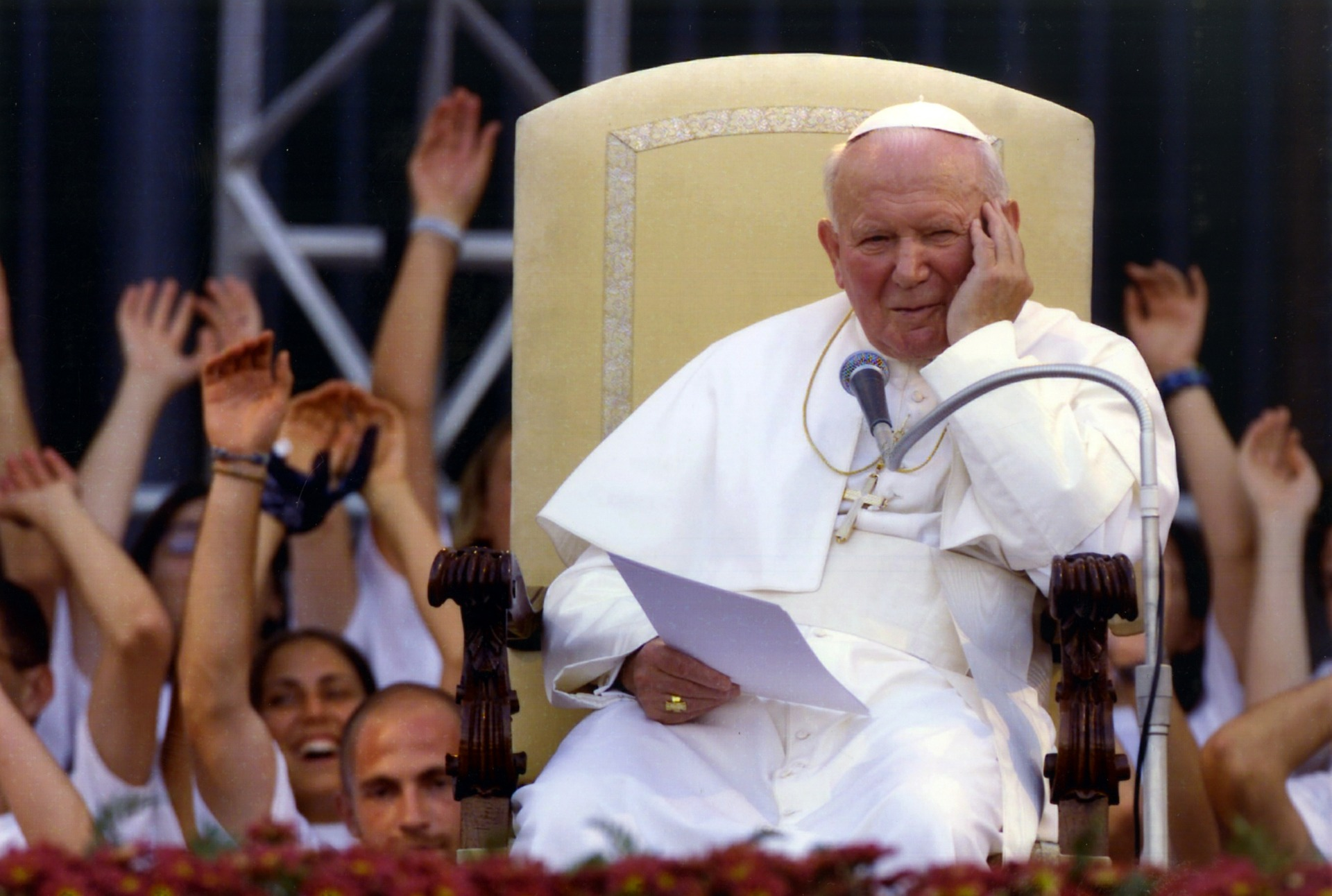 Papstbesuche in Ungarn seit 1052