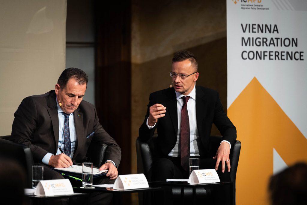Außenminister: Österreich und Ungarn wollen enge Zusammenarbeit fortsetzen post's picture