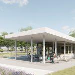 BalatonBike365 Port: Neue Fahrradstation in Balatonfüred