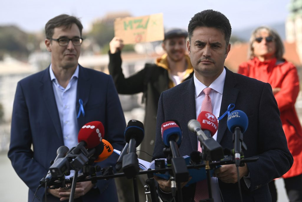 Budapost: Márki-Zay strebt Vertretung im künftigen Parlament an post's picture