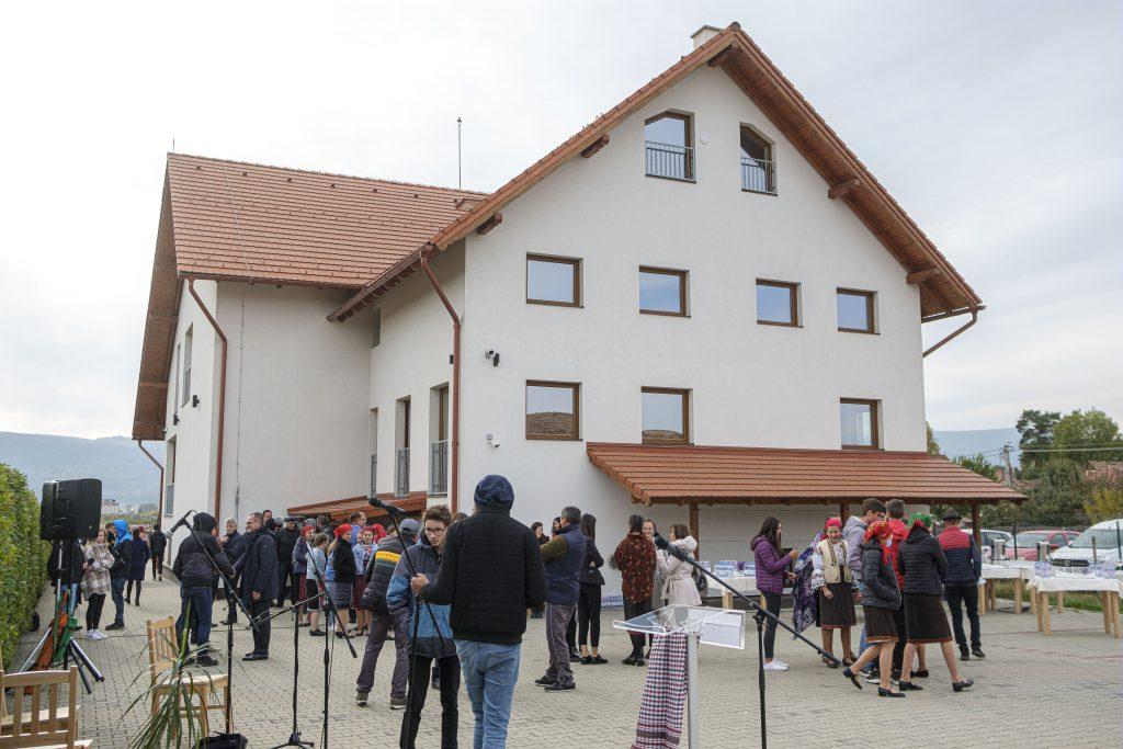 Wohnheim für Csángó-Studenten in Siebenbürgen eingeweiht post's picture