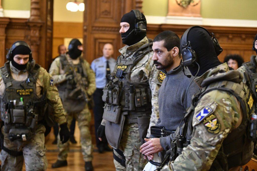 Soldat des Islamischen Staates in Budapest zu lebenslanger Haft verurteilt post's picture