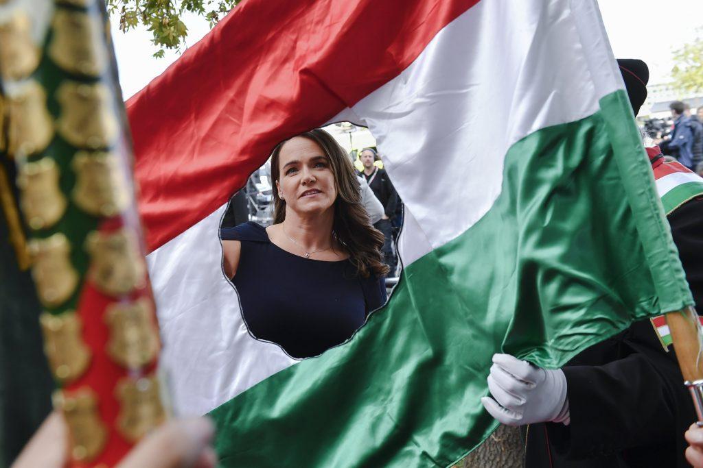 """23. Oktober – Ministerin: """"Revolutionäre von 1956 konnten in der Diktatur frei bleiben"""" post's picture"""