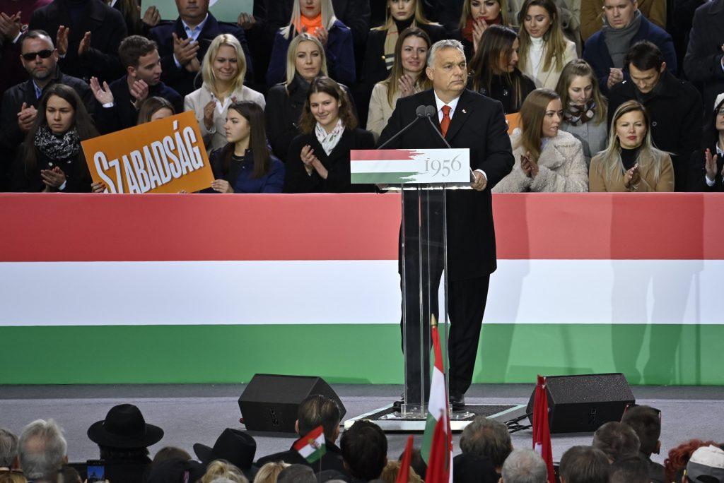 """Orbán in seiner Festrede: """"Wir zählen auf alle Ungarn, denen die Zukunft Ungarns am Herzen liegt"""" post's picture"""