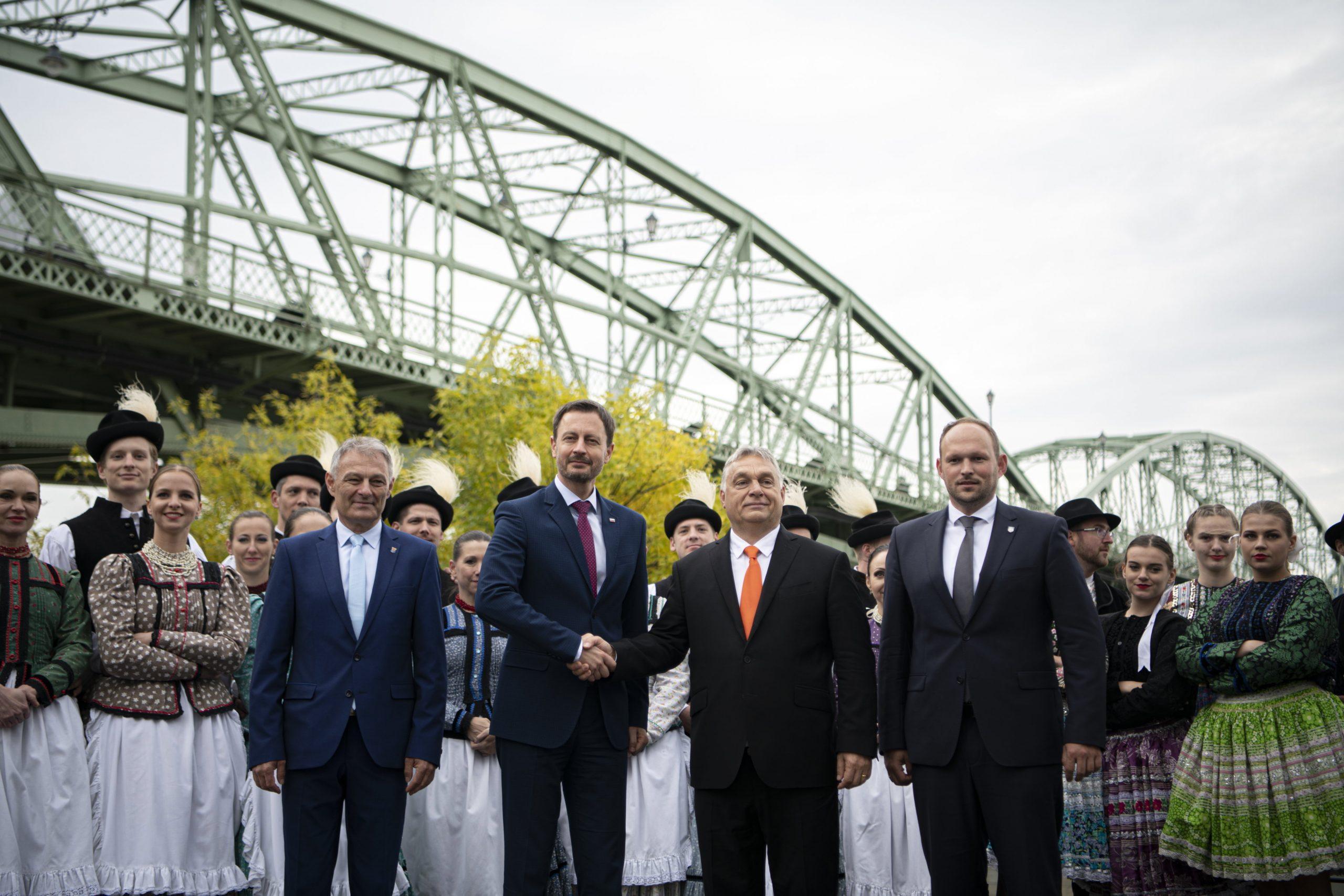 Orbán: Mitteleuropas Überleben hängt von Kooperation ab