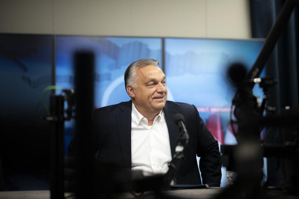 """Orbán an Brüssel: """"Wir fordern die Abschaffung der Vorschriften, die für die hohen Energiepreise verantwortlich sind"""" post's picture"""