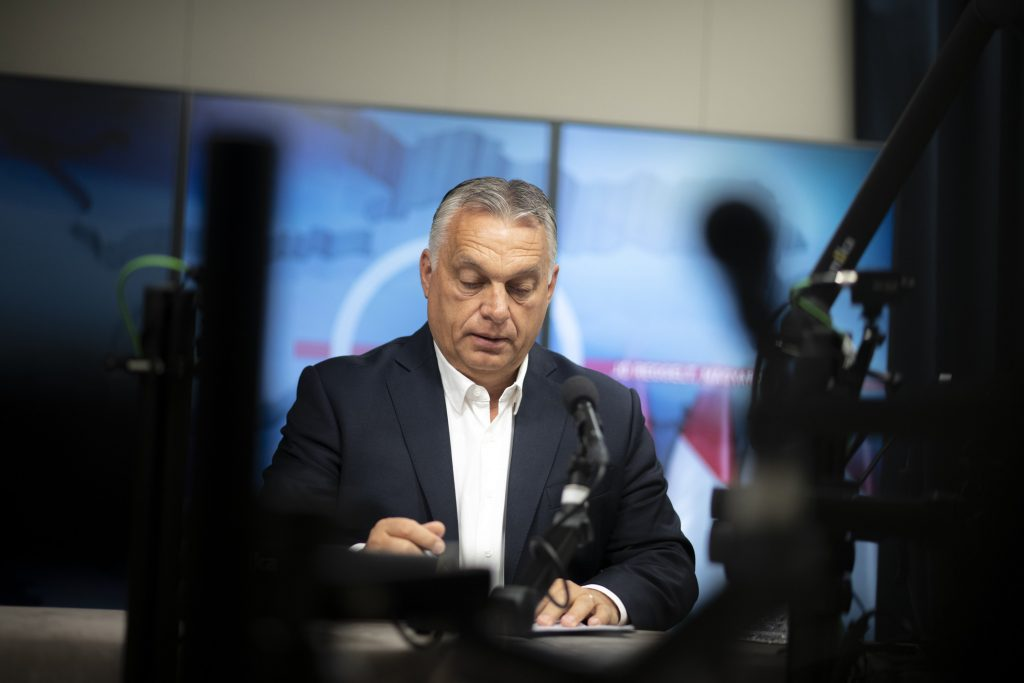 """Orbán über die westeuropäische Denkweise: """"Es fehlt ein Deutscher, wir können ihn durch einen Afrikaner ersetzen"""" post's picture"""