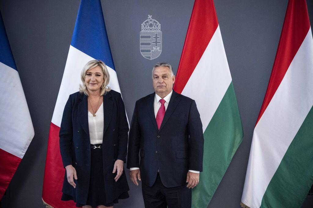 """Marine Le Pen: """"Ungarn hat sich und seine Kultur verteidigt"""""""