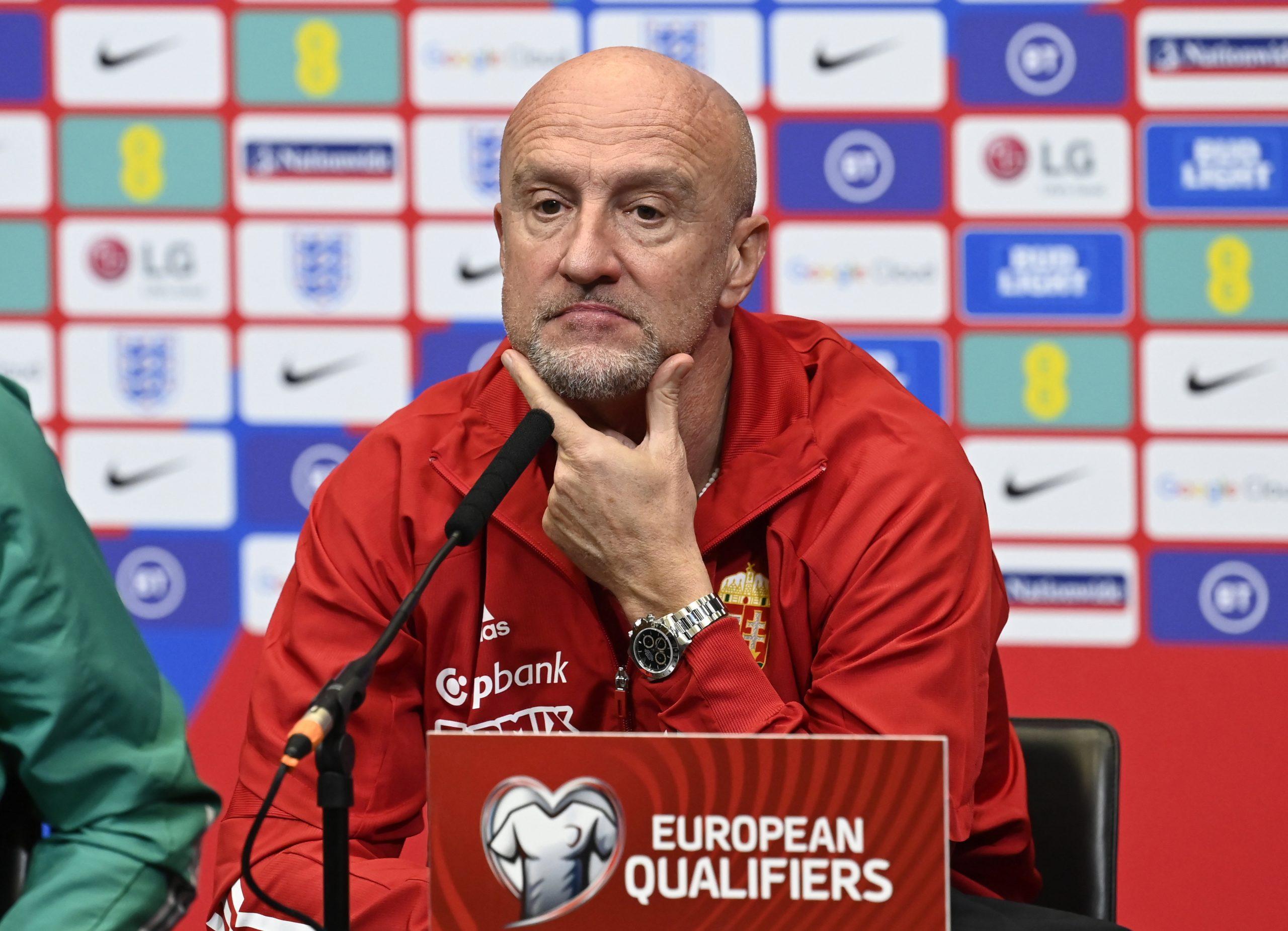 Nationaltrainer Rossi vor England-Spiel:
