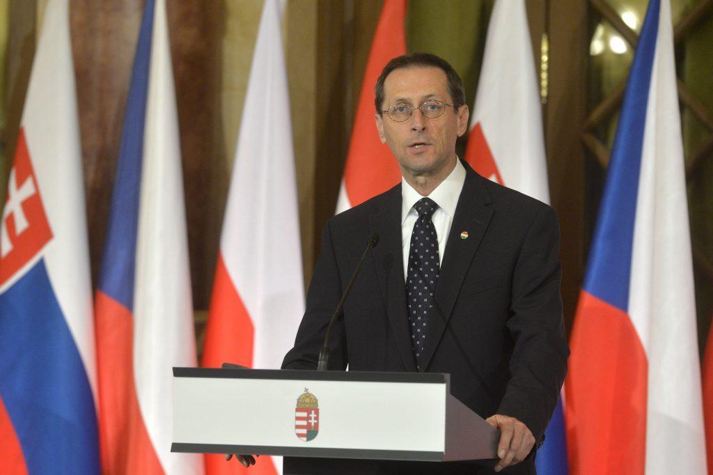"""""""Die europäische Wirtschaft kann ohne den Erfolg der Visegrád-Staaten nicht erfolgreich sein"""" post's picture"""