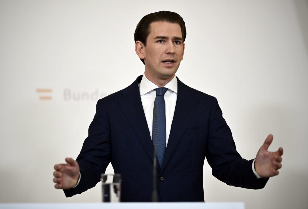 Österreichischer Bundeskanzler Kurz tritt zurück post's picture