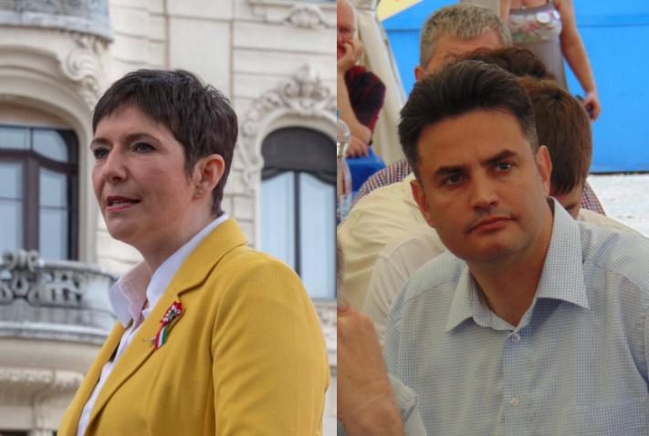 Budapost: Heftiger Schlagabtausch zwischen Dobrev und Márki-Zay post's picture