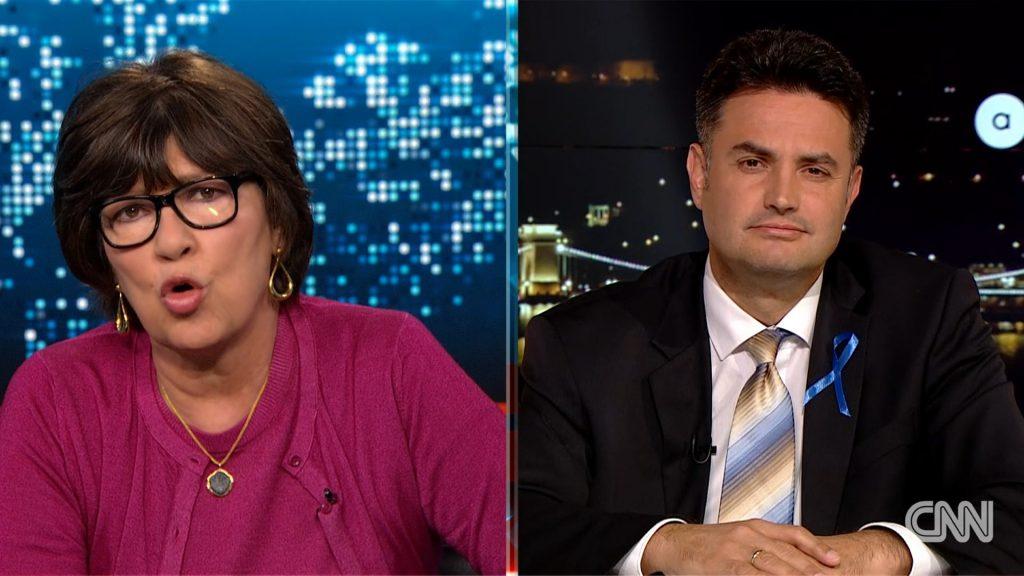 Márki-Zay zu CNN: Orbán und Szijjártó sind gar keine Christen post's picture