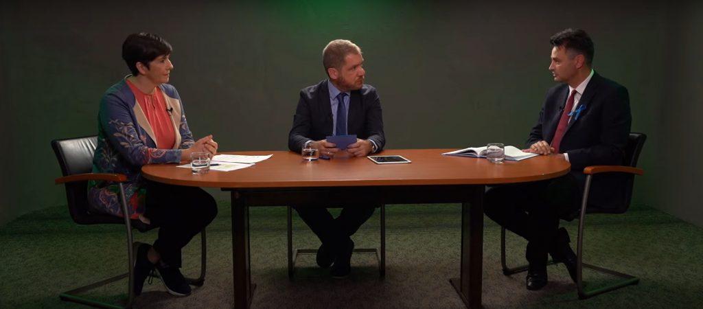 """Vorwahlen der Opposition: """"Grüne"""" Debatte unter den Ministerpräsident-Kandidaten post's picture"""